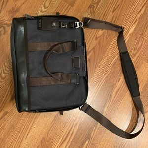 TUMI Briefcase new without tags!